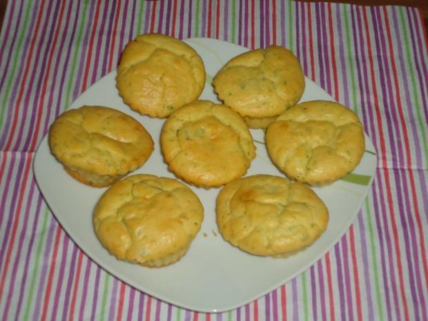 Leberkäs-Muffins - Rezept