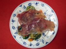Italienisches gedünstetes Gemüse mit feinen Kräutern - Rezept
