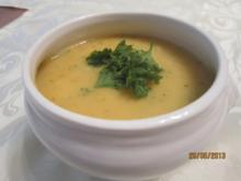 Kartoffel-Suppe - Rezept