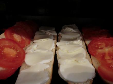 Baguette Toscana - Rezept