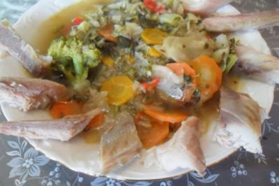 bretonischer eintopf mit makrele - Rezept