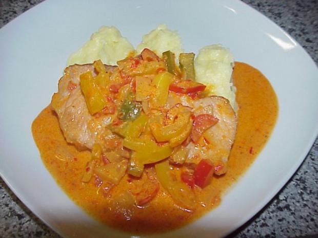 Paprika-Chili-Kasseler - Rezept