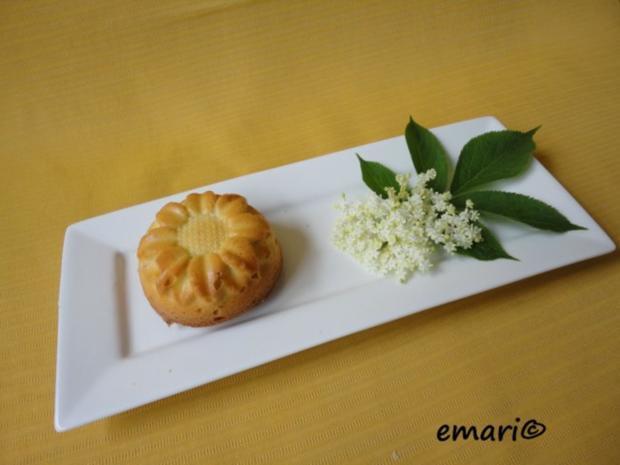 Holunderblüten Kuchen - Rezept - Bild Nr. 2