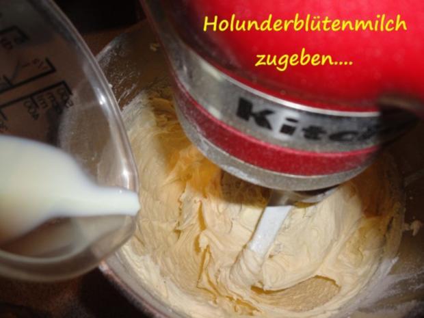Holunderblüten Kuchen - Rezept - Bild Nr. 11