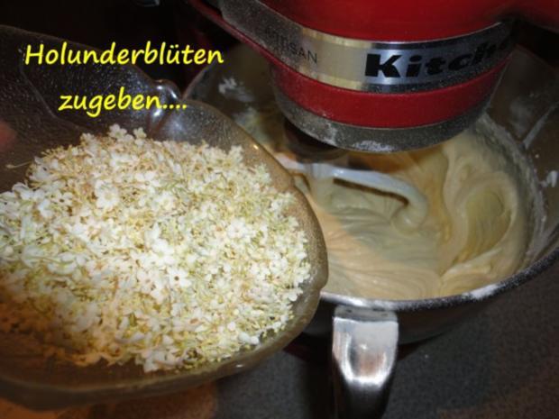 Holunderblüten Kuchen - Rezept - Bild Nr. 12