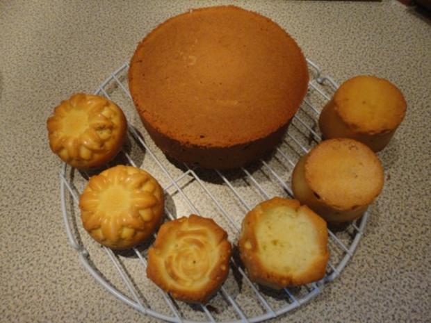 Holunderblüten Kuchen - Rezept - Bild Nr. 15