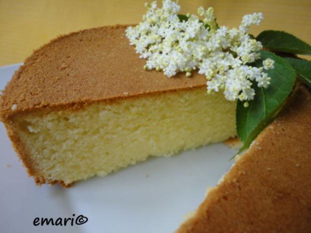 Holunderblüten Kuchen - Rezept - Bild Nr. 16