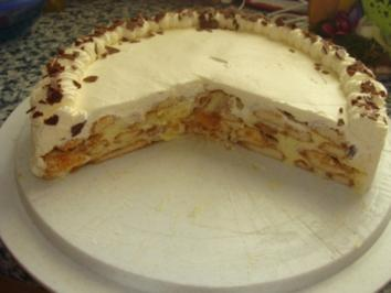 Anni's Malakoff-Torte - Rezept