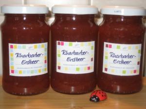 Rharbarber-Erdbeer- ... - Rezept