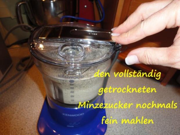 Minze Zucker - Rezept - Bild Nr. 11