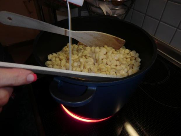 Schwäbische Kässpätzle - Rezept - Bild Nr. 5