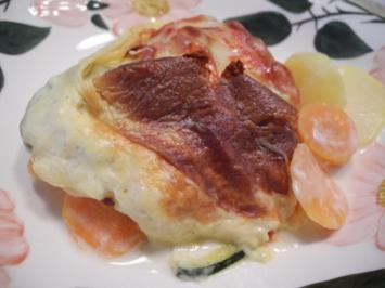 Fleischlose : Gemüseauflauf - Rezept