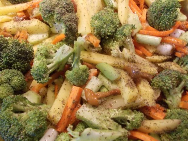 Kartoffel-Broccoli-Auflauf - Rezept - Bild Nr. 5