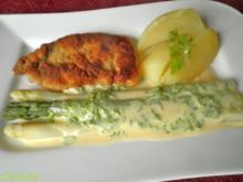 Sauce Hollandaise mit Kerbel ... - Rezept