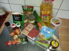Nudeln mit Bolognese Soße - Rezept