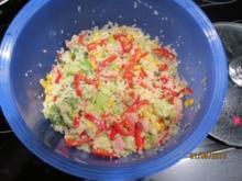 Spargel - Couscous - Salat - Rezept