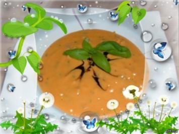 Eintopf :Möhren - Kartoffel - Cremesuppe - Rezept