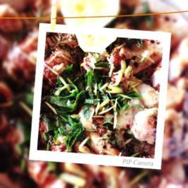Chicken Wings - Rezept