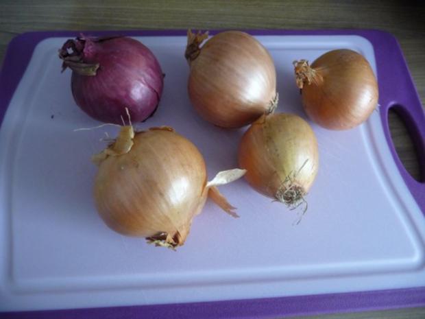 Gemüsebrühe selbstgemacht - Rezept - Bild Nr. 2