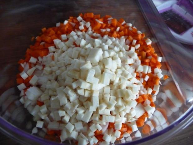 Gemüsebrühe selbstgemacht - Rezept - Bild Nr. 16
