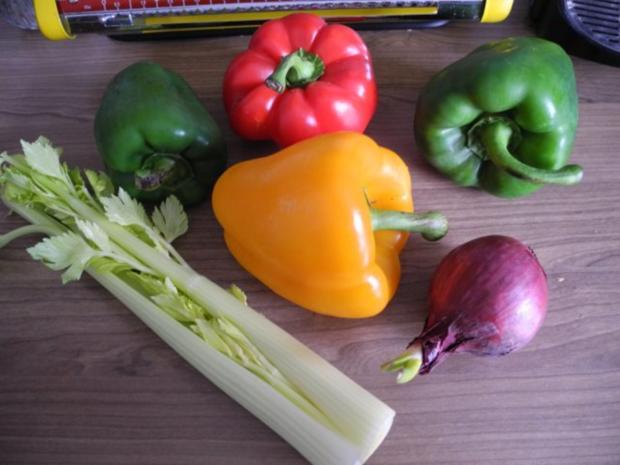 Gemüsebrühe selbstgemacht - Rezept - Bild Nr. 6
