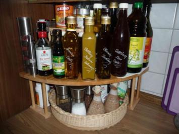 Soßen & Dip´s : Meine schnelle Vinagirette - Rezept