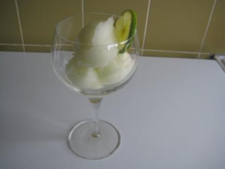 Daiquiri Sorbet - Rezept