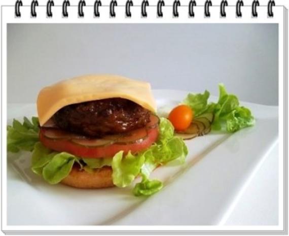 Hamburger mit Kraussalat und selbst hergestellter Mayonnaise. - Rezept - Bild Nr. 17