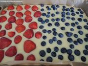 Erdbeer - Pudding - Streusel - Kuchen - Rezept - Bild Nr. 326