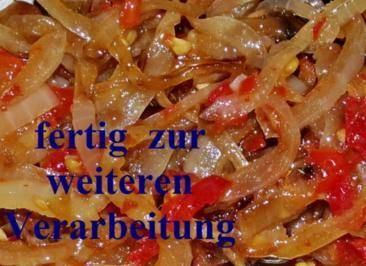 Sisserl's ~ scharfe Zwiebelauflage - Rezept