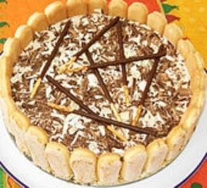 Espresso - Torte - Rezept