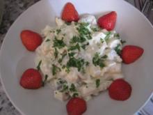 Ein ganz besonderer Eiersalat in 3 Variationen - Rezept