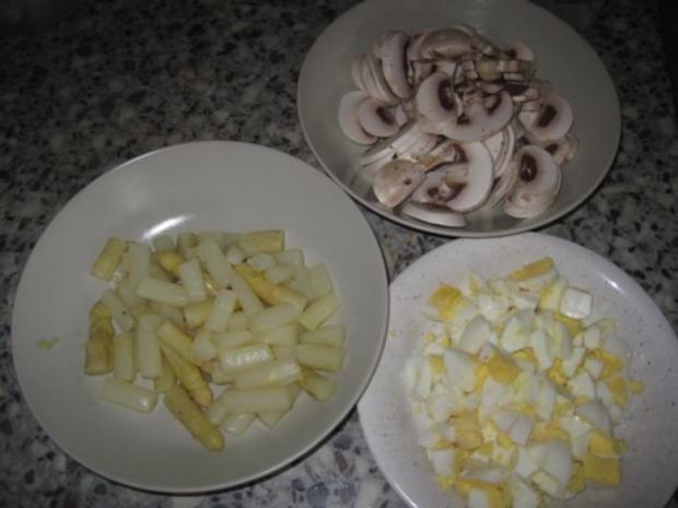 Ein ganz besonderer Eiersalat in 3 Variationen - Rezept - Bild Nr. 4