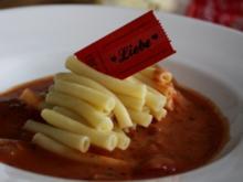Tomaten-Frischkäse-Sauce - Rezept
