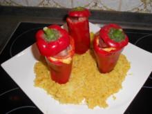 Crazy Paprika - Rezept