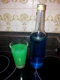 Schlumpf - Rezept