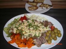 """""""griechischer Salat"""" - Rezept"""