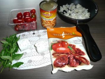 Kichererbsen - Salat - Rezept