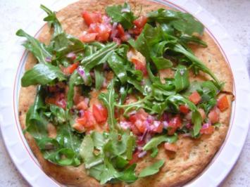 Bruschetta Brot mal anders - Rezept