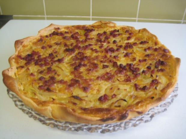 Schaffhauser Zwiebelkuchen - Rezept - Bild Nr. 3