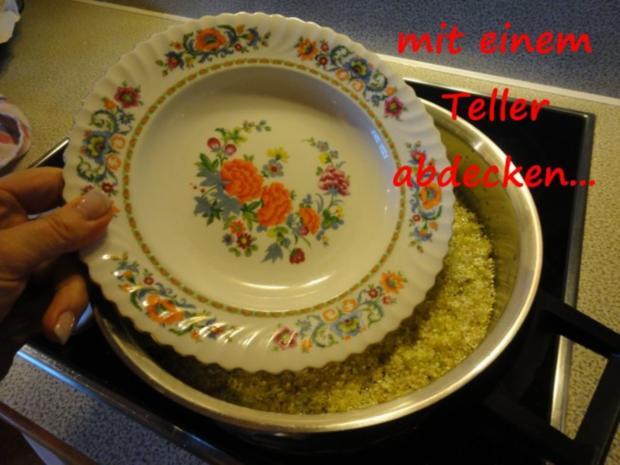 Holunderblüten Sirup - heiß eingekocht - Rezept - Bild Nr. 5