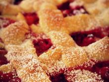 Erdbeer-Rhabarber-Tarte - Rezept - Bild Nr. 23