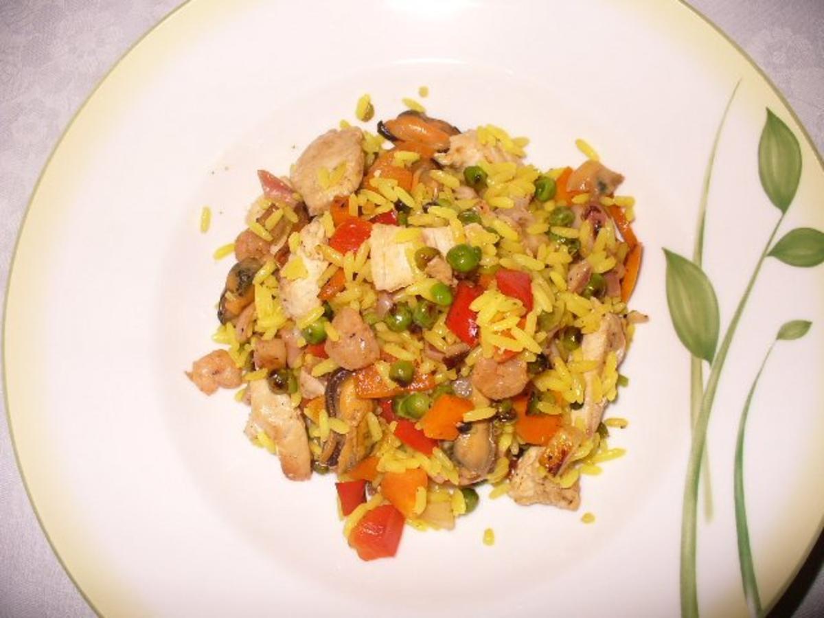 Frutti de mare oder paella a la dietz rezept for Kuchen dietz fritzlar