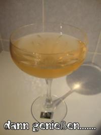 Exquisiter Holunderblütensirup II - Rezept