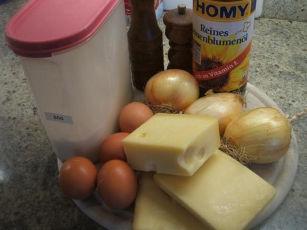 Auflauf: Käsespätzle - auch als Auflauf ein Genuss - Rezept - Bild Nr. 2