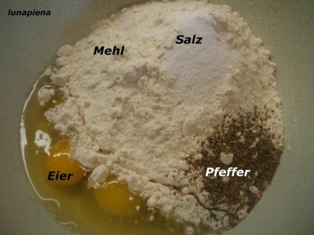 Auflauf: Käsespätzle - auch als Auflauf ein Genuss - Rezept - Bild Nr. 3