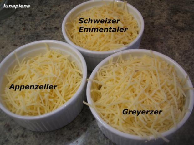 Auflauf: Käsespätzle - auch als Auflauf ein Genuss - Rezept - Bild Nr. 5