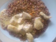 Buchweizen mit Putenfleisch - Rezept