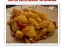Salat: Feurig-pikanter Kartoffelsalat - Rezept