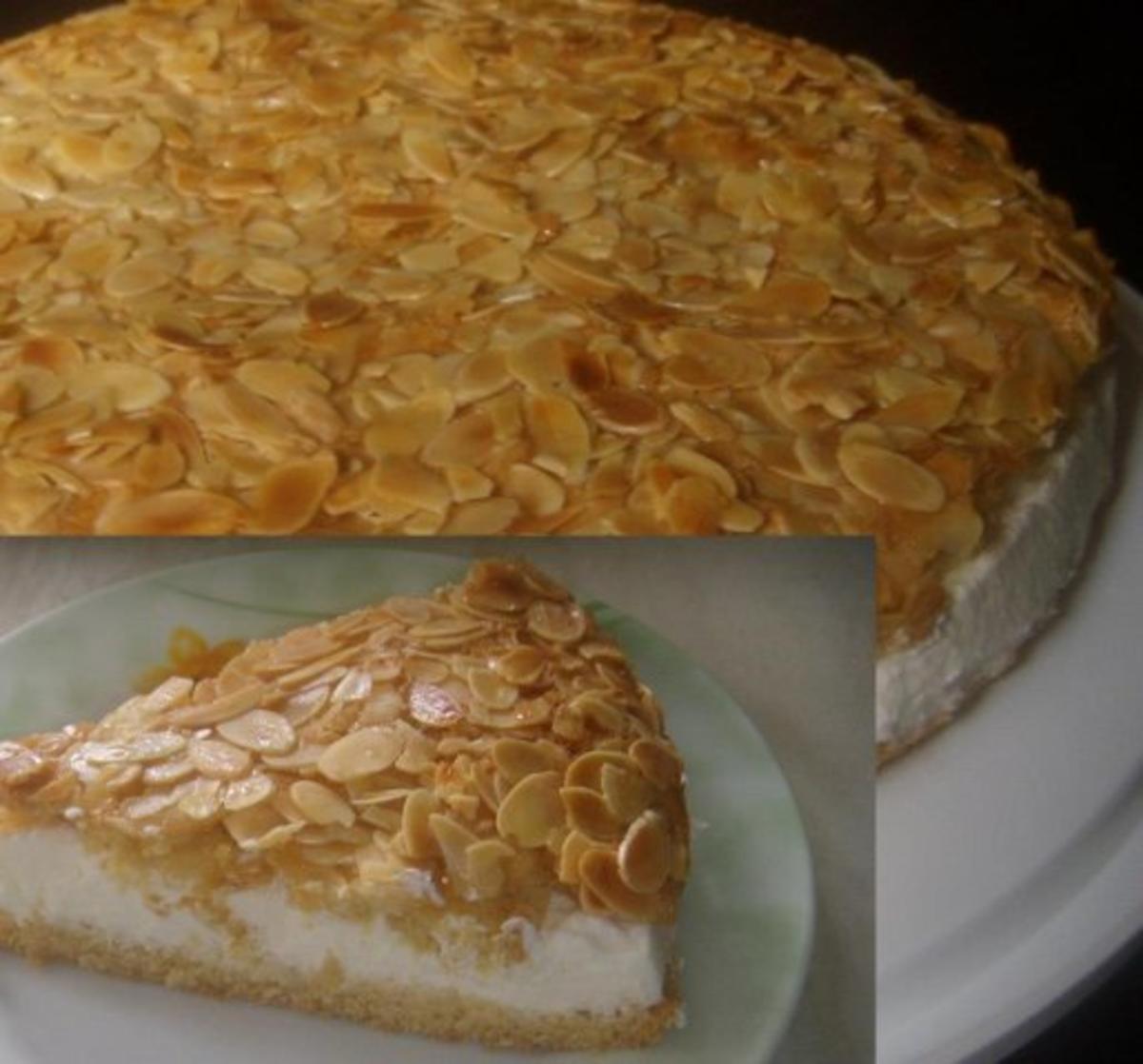 Bilder für Bienenstich ein leckerer Kuchen zu jeden Anlass , Becherkuchen - Rezept
